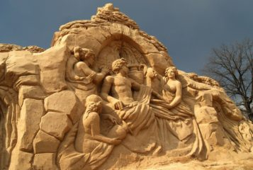 Знаменитые фонтаны мира